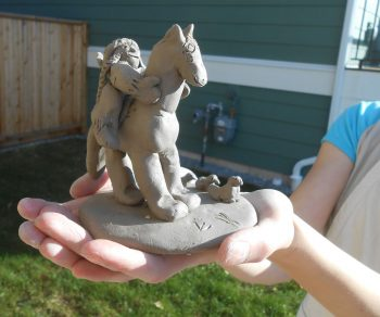 Choose a project to make out of clay